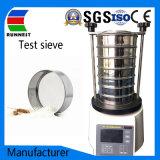 표준 스테인리스 기계적인 실험실 토양 테스트 체 Ra200