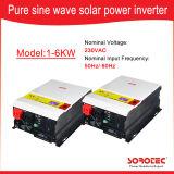 Inverseur pur de basse fréquence d'énergie solaire d'onde sinusoïdale