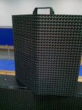 Curva de P6 à prova circulares HD TV Display LED de exterior para publicidade Shopping Mall