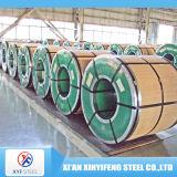 bobina del acero inoxidable 201 202