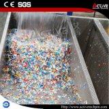Бутылка Commerical автоматическая пластичная рециркулируя линию моющее машинау хлопьев любимчика