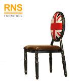D090は椅子を食事するアメリカの家具の丸背を卸し売りする