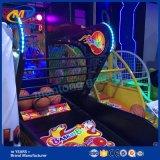 Máquina de juego adulta de fichas de baloncesto de la arcada del baloncesto de los juegos de la moneda