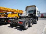 Tête de Traier de moteur de tête de camion d'entraîneur de Sinotruk HOWO 4X2