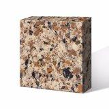 最も大きいサイズの水晶石、磨かれた表面が付いている新しいカラーデザイン水晶石のカウンタートップ