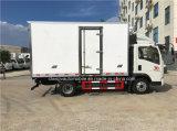 HOWO 5 tonnellate di camion refrigerato con il termo re Refrigerator