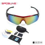 Верхний слой объектив с высокой ударопрочностью спортивные очки новинка спорта солнечные очки