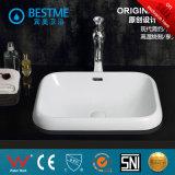 Тазик & раковина мытья тазика шкафа тщеты ванной комнаты керамические
