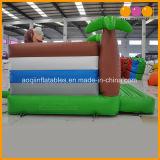 De nieuwe Opblaasbare Uitsmijter van de Aap van de Wildernis van pvc van het Ontwerp Materiële voor het Stuk speelgoed van Jonge geitjes (aq02336-2)