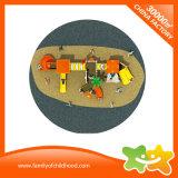 Im FreienVergnügungspark-Spiel-Kind-Spielplatz-Gerät schiebt für Verkauf