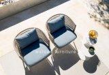 Веревки плетение из алюминия диван мебель Зал в Саду, садовой мебелью