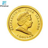 Реплика серебряной монеты собрания сувенира высокого качества