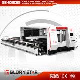 tagliatrice del laser della fibra di CNC 6000W per l'alluminio dell'acciaio inossidabile