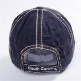 Förderung-kundenspezifische Druck-Sommer-Schutzkappen-Baumwollhut-Baseballmütze