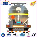 Jsx 신형 20-60cbm 3axle 알루미늄 합금 연료 또는 휘발유 또는 가솔린 또는 Oil/LPG 유조선
