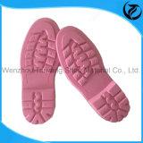 Heiße verkaufende rosafarbene spezielle Sohle Muster EVA-Sole/EVA