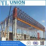 Luxury Prefab Hous da estrutura de aço de construção do telhado de aço
