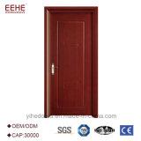 Porte en bois ignifuge de porte en bois évaluée de porte d'incendie