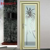 Двери ванной комнаты строительного материала алюминиевые нутряные с классической картиной