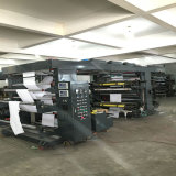 Machine d'impression de papier non tissée de Flexo de roulis de film plastique de couleurs