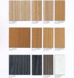 Laminato di legno naturale resistente di alta pressione del comitato laminato HPL del grano di scossa/usura/graffiatura