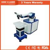 máquina de soldar de reparo do molde soldador a Laser CNC 200W 300W