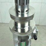 Alta intermitente de cisalhamento jarro misturador Emulsificação Homogeneizadora Inferior