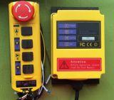 De mini Elektrische Afstandsbediening van de Kraan van het Hijstoestel van de Kabel van de Draad Draadloze