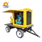 Pompe agricole à haute pression à plusieurs étages de pulvérisateur d'aspiration centrifuge de fin