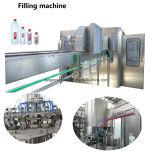 De auto Het Vullen van het Vruchtesap Hete Vloeibare Machines van de Drank van de Verpakking voor de Fles van het Plastiek of van het Glas