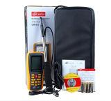 GM8903 Anémomètre numérique de la température LCD 0,001 m/s, résolution 0.1C