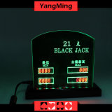Предел таблицы Blackjack СИД электронный (YM-LC07)