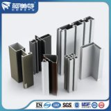 Profili di alluminio del rivestimento della polvere della fabbrica di iso Cina per costruzione/industria