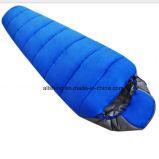 Sac de couchage avec le sac à compactage pour camper, augmentant