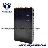 Emisión Handheld de la frecuencia ultraelevada del VHF de WiFi GPS de 8 emisiones de la antena y de la señal del teléfono de 3G 4glte