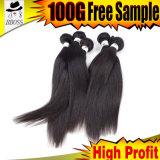 Pente 7A du transport gratuit brésilien de prolonge du cheveu 613#