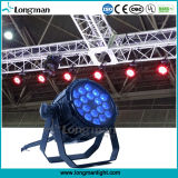 Parco R350 imprägniern LED-NENNWERT Licht Rgbaw Konzert-Stadiums-Beleuchtung