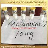 El 99% de pureza Melanotan Hot-Selling 2 para el bronceado de piel