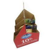 새로운 디자인 패킹과 출하를 위한 물자 재생을%s 가진 6 팩 병 맥주 상자