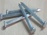 螺線形のすねが付いている高品質によって電流を通される具体的な釘