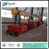 Eletroímã de levantamento da série MW38 para segurar o Rebar de aço empacotado e o aço perfilado