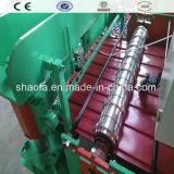 Rodillo de acero galvanizado de la hoja del material para techos del color máquina-máquina