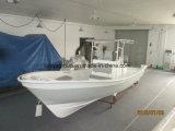 Liya 7.6m de Boot van Panga van de Boten van het Werk van de Glasvezel voor Visserij