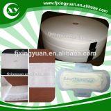 Papel Airlaid com a SAP para guardanapo Sanitário Núcleo absorvente