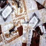 210t из тафты ткань с печать в зависимости от внутренней панели боковины