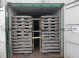 Cromato-Passivated & oleou a telha de telhadura de aço galvanizada ondulada laminada