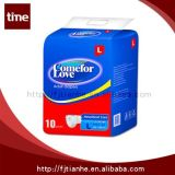 Superventas 2018 transpirable Super absorbente pañales para adultos