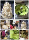 Fabricante de gelado duro superior automático de aço inoxidável de tabela