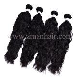 Accolade naturel couleur naturelle à long Remy Tissage de cheveux humains