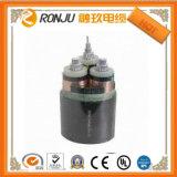 UL2464 22AWG / 2 основной кабель питания / ПВХ мягкий оболочку кабеля / Наружный диаметр 3,5 мм